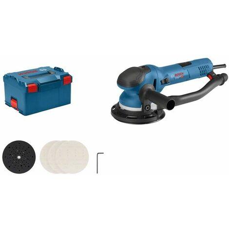 Lijadora excéntrica GET 75-150 Professional BOSCH + plato microperforado