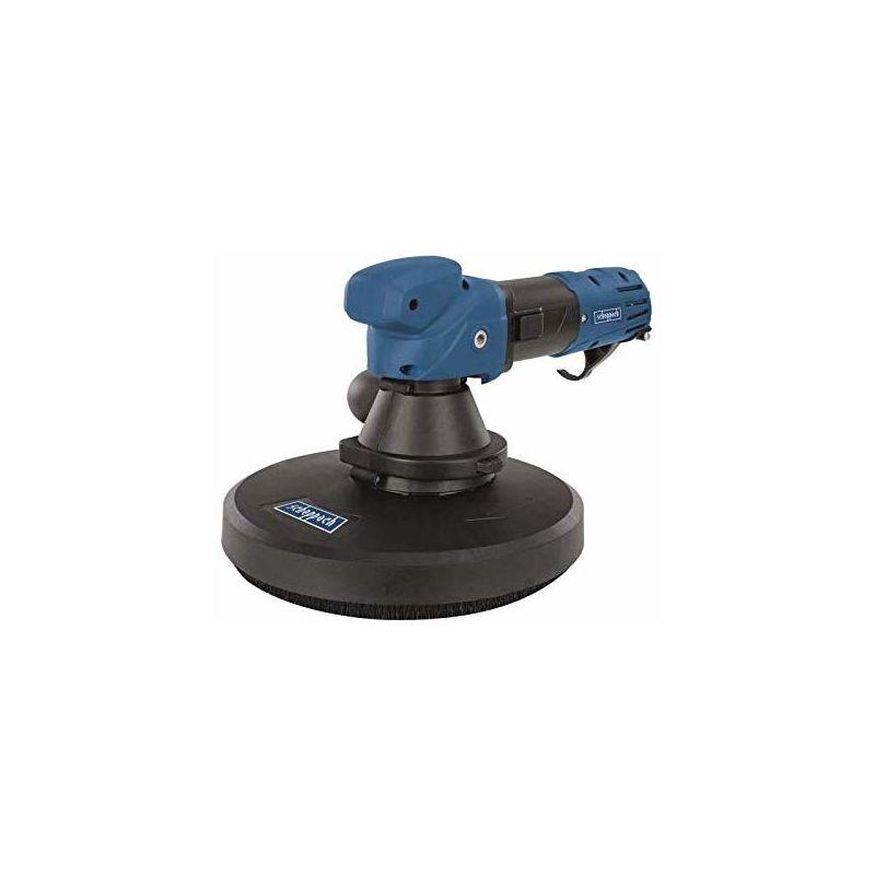 color azul; Plata; negro 5903803901 1/pieza Scheppach Pulidora de techos y paredes DS210