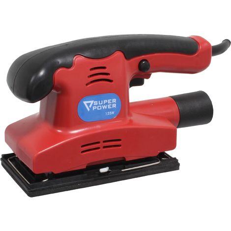 Lijadora vibratória 135W -SPW- 187X90MM FS