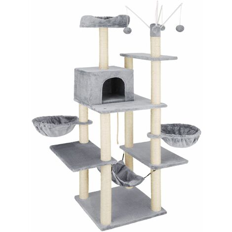 """main image of """"Lilou Cat Tree - cat scratching post, cat tower, scratching post"""""""