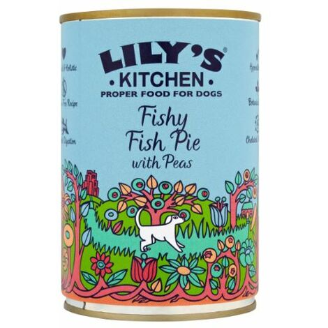"""main image of """"Lilys Kitchen Beef & Vegetables - For Dogs - 400g - 62502"""""""