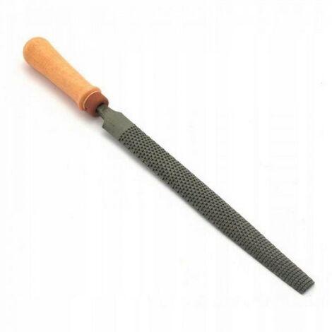 Lime à bois demi-ronde RPTC 200 rasoir n ° 1