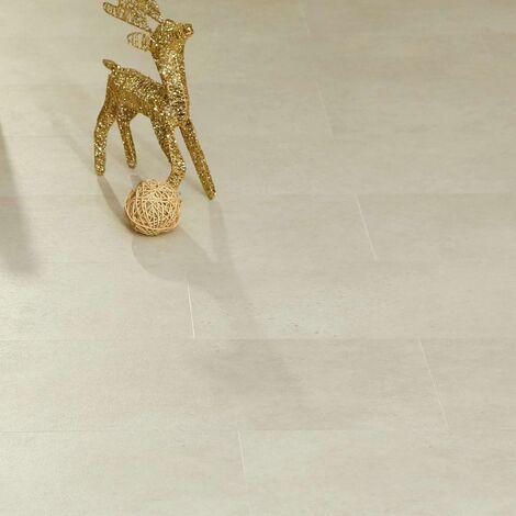 Lime Stone SPC Vinyl Click Flooring Tiles DIY Kitchen Bathroom Anti-Slip