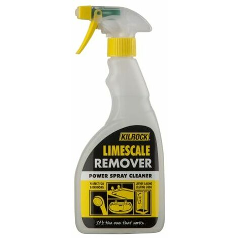 Limescale Remover Power Spray Cleaner 500ml Trigger Spray (KILPSPRAY)