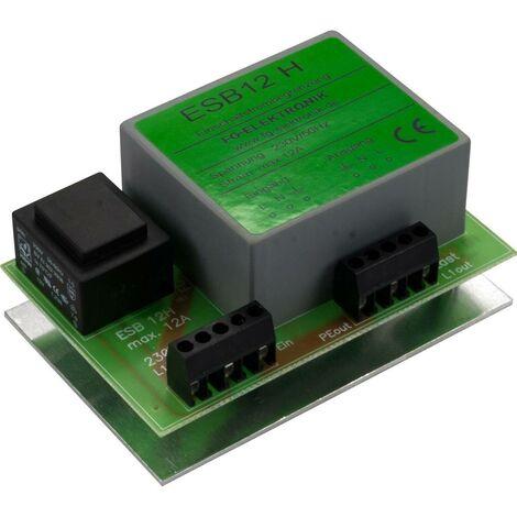 Limiteur de courant dalimentation du circuit FG Elektronik ESB 12-H 12 A N/A