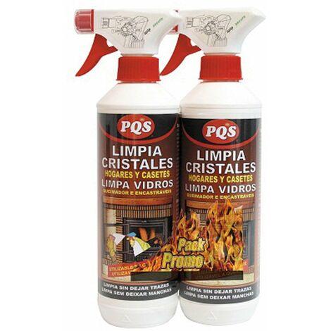 LIMPIA CRISTALES PISTOL+PISTOLA 500 ML