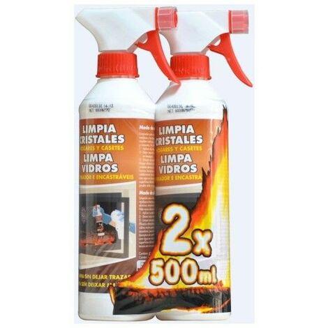 Limpiacristales Antiollin 500Ml Promo Lote 2 Uds