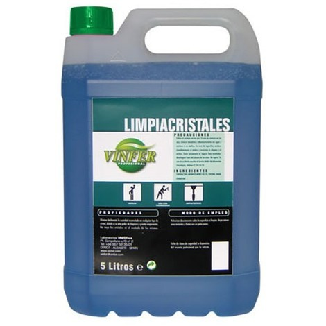 Limpiacristales - VINFER - L321G05001 - 5 L