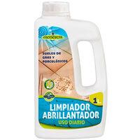 LIMPIADOR/ABRILLANTADOR DE GRES-PORCELANICOS (Monestir) - Envase 1 litro
