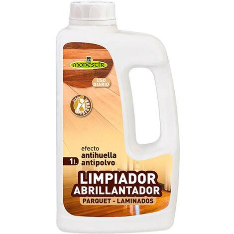 LIMPIADOR/ABRILLANTADOR DE PARQUET Y LAMINADOS (Monestir) - Envase 1 litro