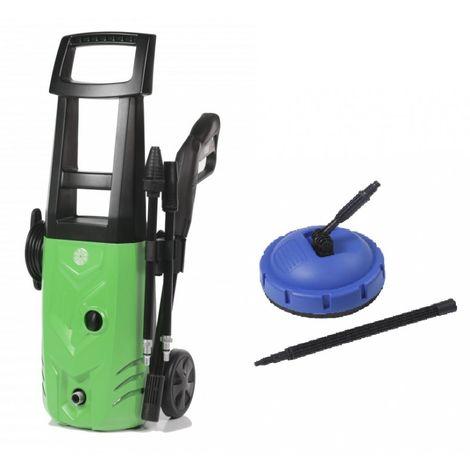 Limpiador alto presión PW 120/7 SAB - 120 bar - 380 l/h + Kit terraza 25cm