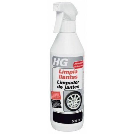Limpiador Coche Llantas 500Ml Spray 500 Ml Hg