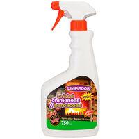 LIMPIADOR CRISTALES CHIMENEAS Y BARBACOAS (Monestir) - Envase 0,75 litros