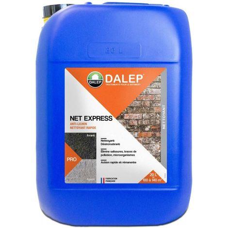 Limpiador DALEP de CAP Ny Express rápido bidón de 20 litros - 425020
