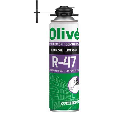 Limpiador de Espuma Poliuretano 500 ml. OLIVƒ R-47