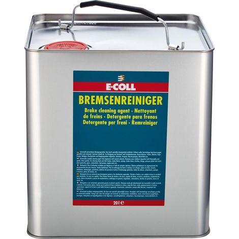Limpiador de frenos bidón 20L E-COLL