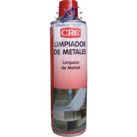 LIMPIADOR DE METALES 500ML