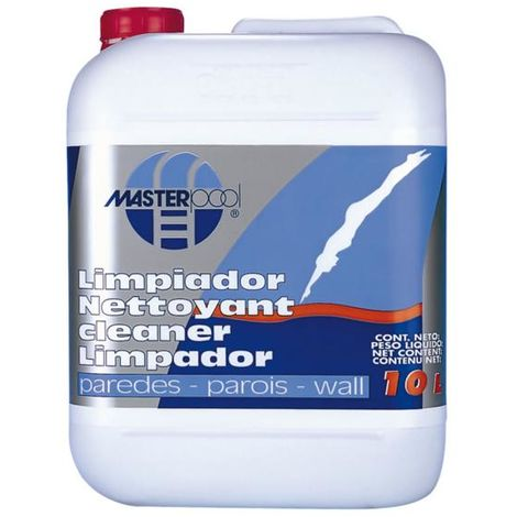Limpiador de paredes pqs 10 litros - talla