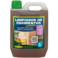 LIMPIADOR DE PAVIMENTOS EXTERIORES (Monestir)
