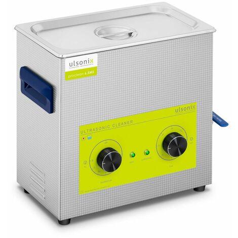 Limpiador de ultrasonidos Lavadora Ultrasónica PROCLEAN 6.5MS (6,5 L, 180 W)