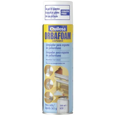 Limpiador Espuma Poliuret - ORBAFOAM - T073650/41491 - 500 ML
