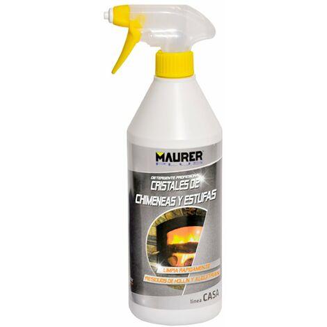 Limpiador Estufa y Chimenea Maurer 750 ml. Con Pulverizador