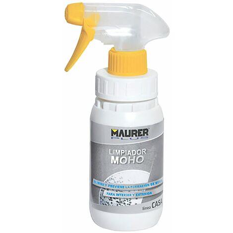 Limpiador moho pared y superficies 250 ml.