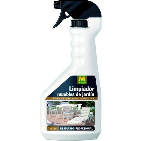Limpiador muebles de plastico Masso 750 Ml