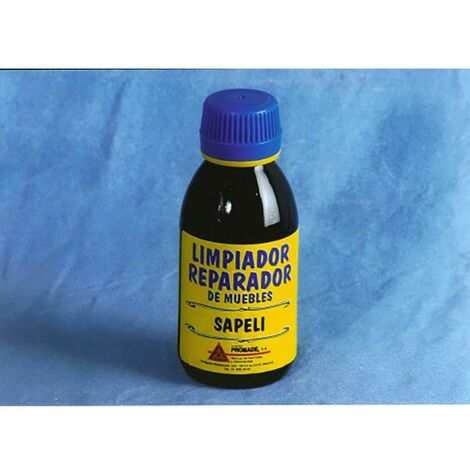 "main image of ""Limpiador Muebles Reparador Nogal 125 Ml Promade Co"""