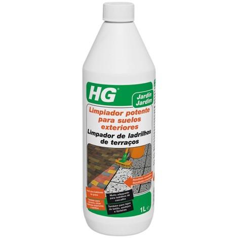 Limpiador Poten Suelo Exterior - HG - 183100109 - 1 L