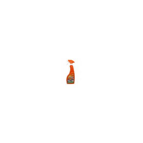 Limpiador Quitagrasas. Botella con pistola 750 ml.