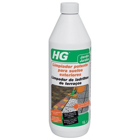Limpiador suelo ext.patio potente hg 1 lt