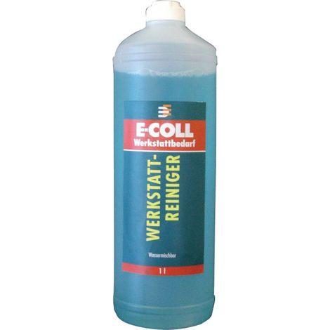 Limpiador taller 1L Miscible al agua E-COLL (por 12)