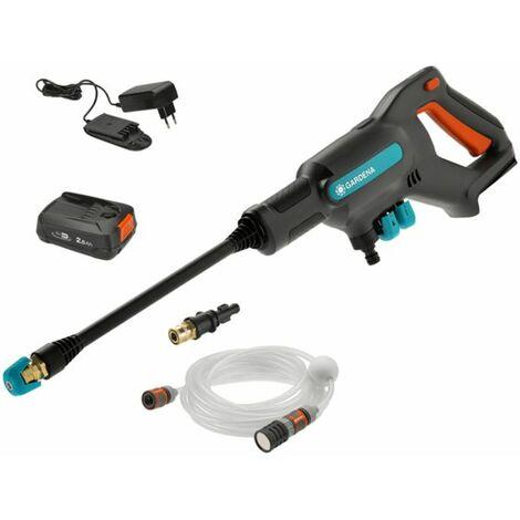 Limpiadora de presión media inalámbrica AquaClean Gardena 14800-20