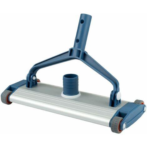 Limpiafondos aluminio 350 Blue Line, palomillas. Astralpool