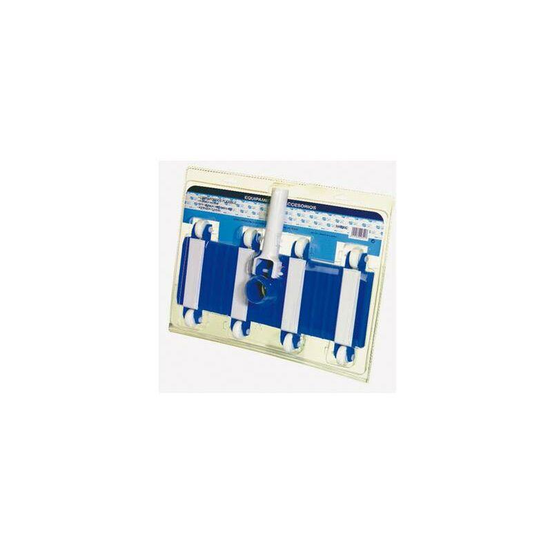 Limpiafondos Piscina Flexible Fijacion Clip - QP