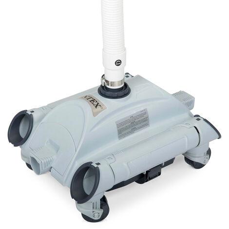 Limpiafondos Intex 28001 robot limpiador fondo piscina aspirador universal