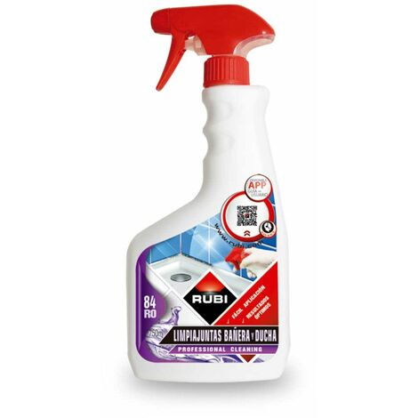 Limpiajuntas para bañera y ducha Rubi RO-84 - 750 ml