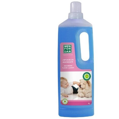 Limpiasuelos higienizante MENFORSAN para todo tipo de superficies