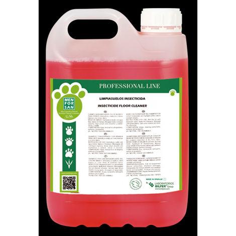 Limpiasuelos insecticida Menforsan 5 litros | Limpiador de suelos | Insecticida