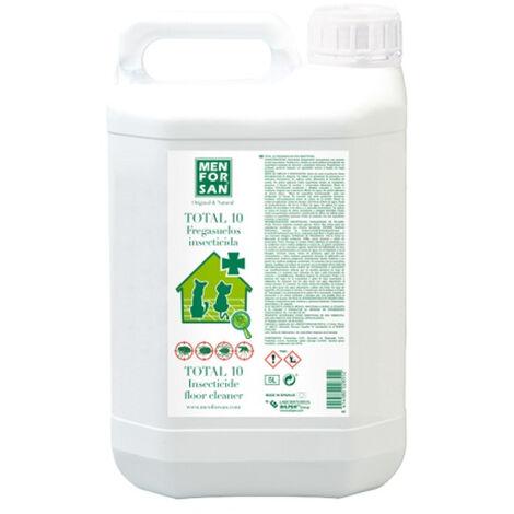 Limpiasuelos insecticida - Total 10. Garrafa 5 Litros