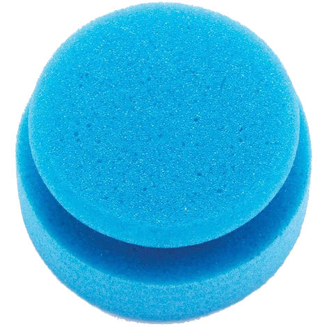 Lincoln Circular Grip Sponge (One Size) (May Vary)