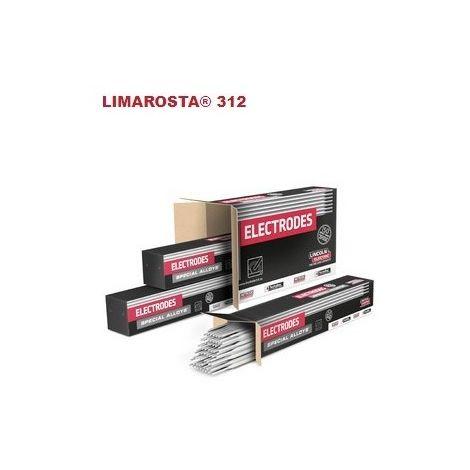 LINCOLN ELECTRODO SACAESPARRAGO INOX 312 2.5 (10U