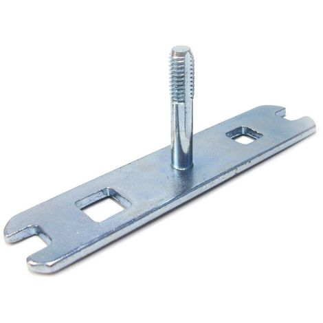 Lincoln Spanner Tap (3/8in) (Silver)