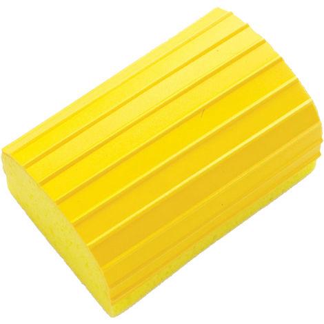 Lincoln Sponge Sweat Scraper (One Size) (Yellow)