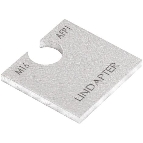 LINDAPTER Packing type AFP1 Steel Hot dip galvanized AFP1
