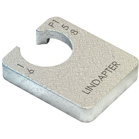 LINDAPTER Packing type P1 long Steel Zinc plated P1 long