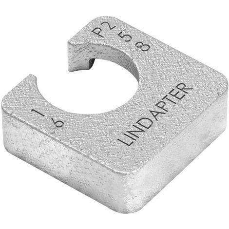 LINDAPTER Packing type P2 short Steel Zinc plated P2 short