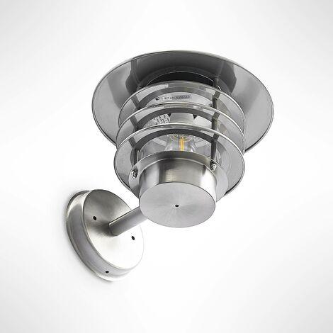 Lindby Dimara aplique LED para exterior solar