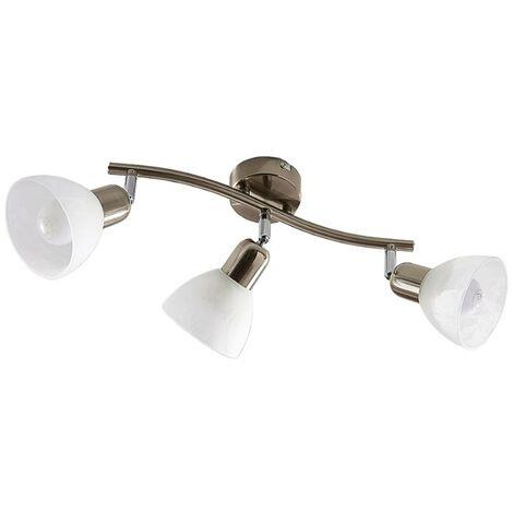 "main image of ""Lindby Paulina lámpara LED de techo, 3 luces largo"""